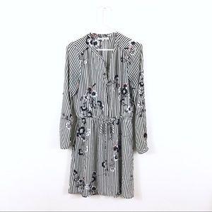 Daniel Rainn Stitch Fix Striped Floral Dress